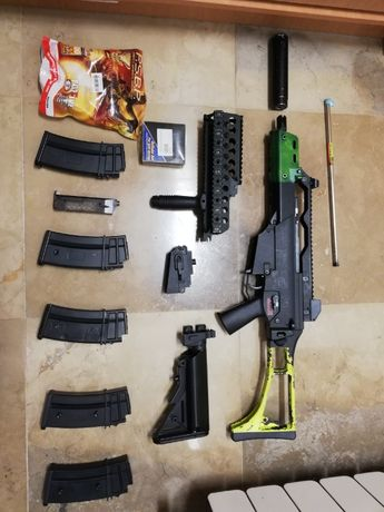 G 36 Classic Army + Extras