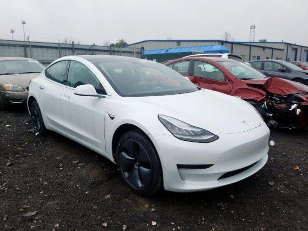 Запчасти Tesla model 3