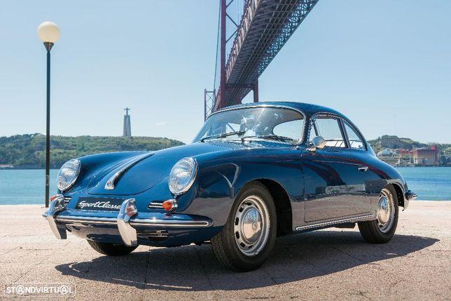 Porsche 356 C - Coupé