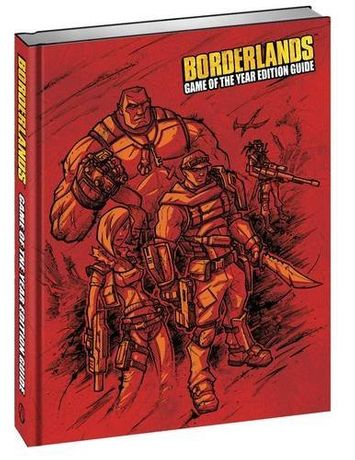 Borderlands Game of the Year Strategy Guide