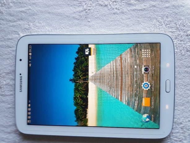 tablet note 8,0 como novo da samsung