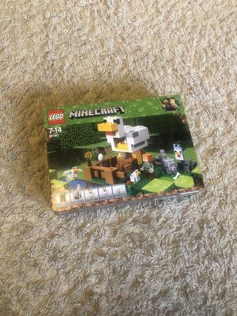 Лего Minecraft 7-14