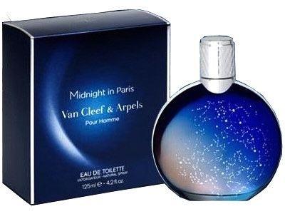 Элитная парфюмерия - Van Cleef and Arpels Midnight in Paris - 125мл