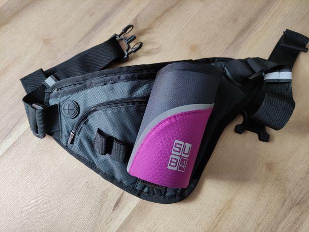 Поясная сумка для бега, велоспорта SUB4 bottle belt