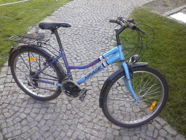 Rowery młodzieżowe damka i męski 2 szt.