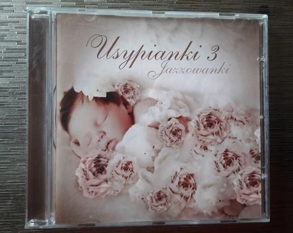 Usypianki Jazzowanki Płyta CD piosenki kołysanki
