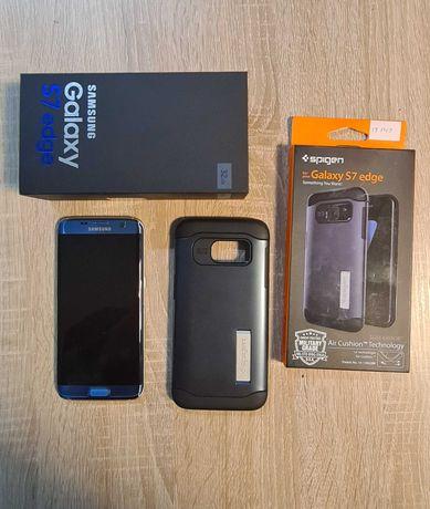 Samsung Galaxy S7 Edge Blue Coral SM-G935F Jak Nowy