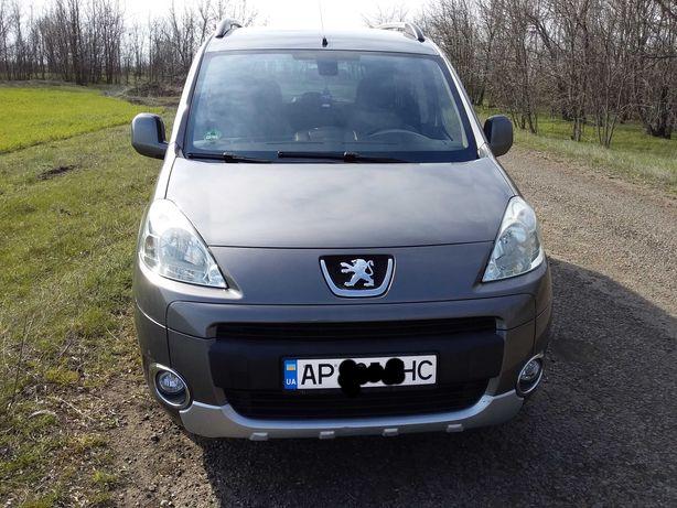 Peugeot Partner Tepe