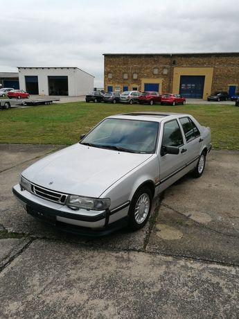 Saab 9000 CDE 2,3 16v Sedan Manual Climatronic