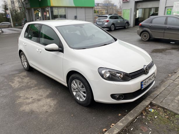Продам VW Golf 6 TDI 2012