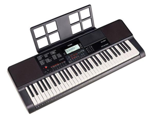 CASIO CT-X700 NOWY keyboard + naklejki na klawisze / 5 lat gwaracji