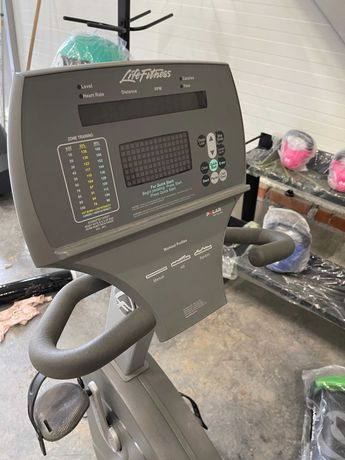 Rower life fitness 95R Precor Technogym