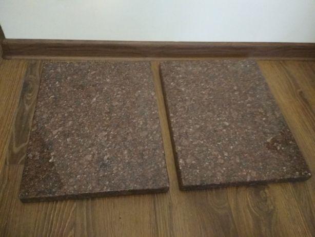 Granit Granitowe podstawki pod kolumny głośnikowe