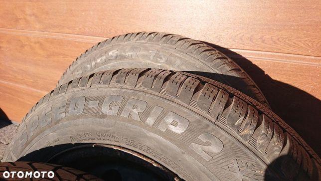 Opony zimowe 195 /65 R15 Semperit Speed Grip 2