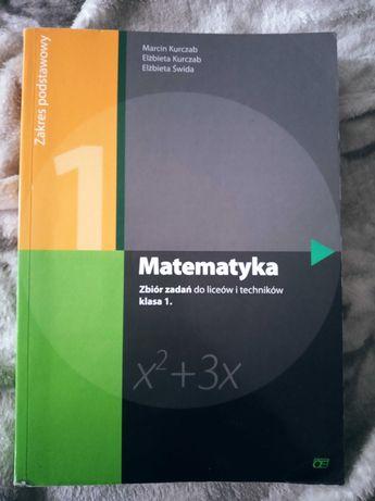 Książka Matematyka zakres podstawowy klasa 1