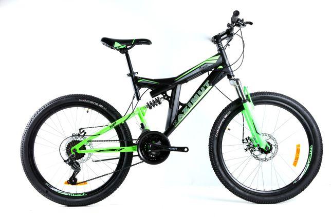 Azimut Power 24 дюйм Skiful велосипед двухколёсный подростковый