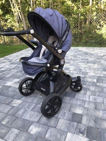 Wózek 2w1 Coto Baby Sydney
