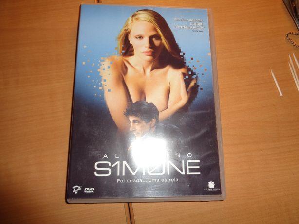 DVD Al Pacino S1 Mone Foi Criada ...uma estrela