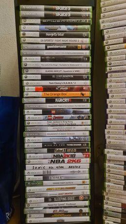SKUP / ZAMIANA /Sprzedaż Gry Xbox360 ps2 ps3 ps4 nintendo różne kinect