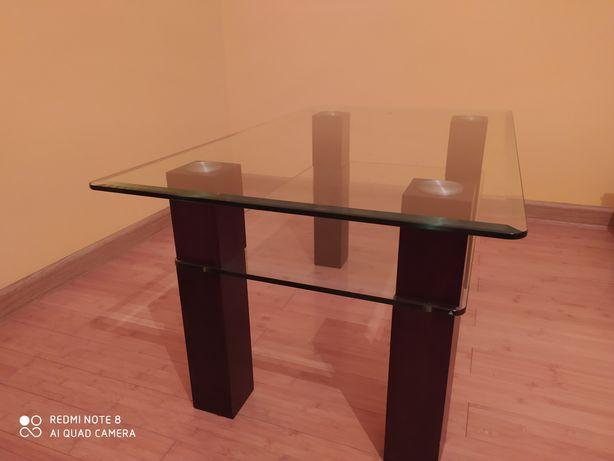 Stolik, ława szklana