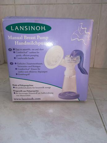 Bomba de tirar leite Lasinoh