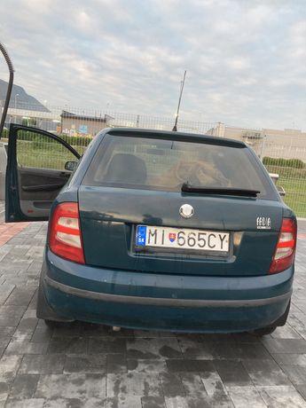 Škoda Fabia   Хороший стан