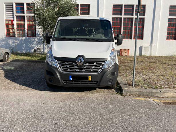 Renault Master 7 lugares
