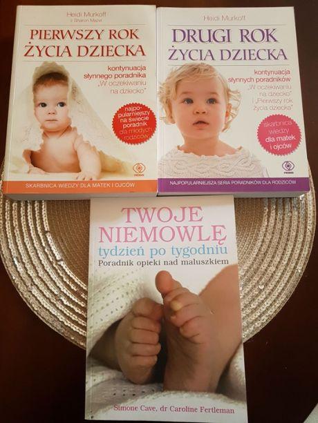 Pierwszy rok życia dziecka oraz Drugi rok życia dziecka plus gratis