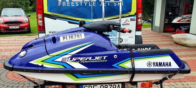 Yamaha SuperJet grafika naklejki kpl skuter wodny