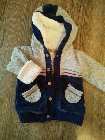 Тёплый костюм на мальчика