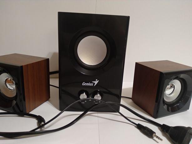 Głośniki GENIUSSW-2.1 375 2.1 Speaker System 12W