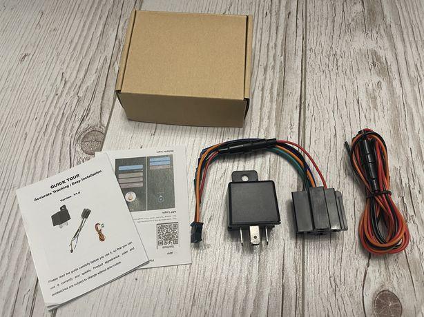 Lokalizator GPS MV720 z ocięcie paliwa i aplikacją
