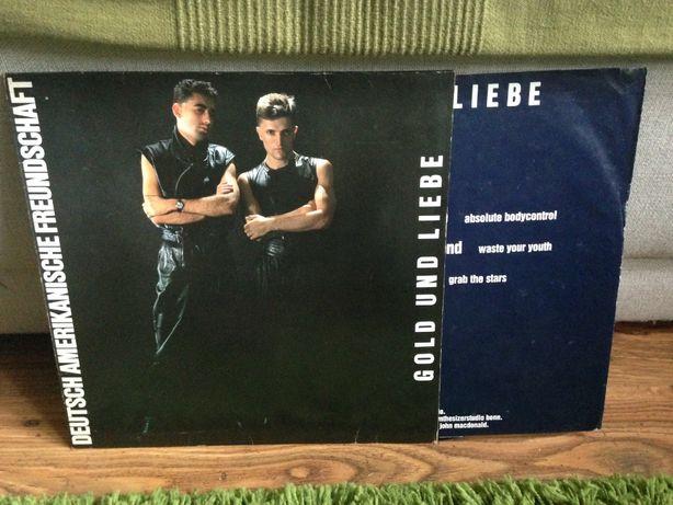 D.A.F. - Gold und Liebe płyta winylowa