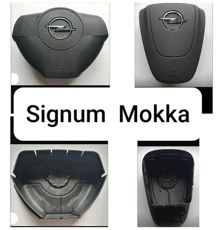 Крышка заглушка руля подушка безопасности airbag  Opel Signum Mokka