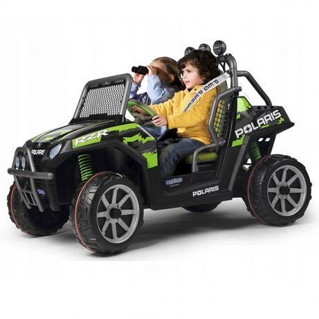 2 os Polaris RZR SHADOW Auto na Akumulator 24V/8Ah Samochód Terenowy