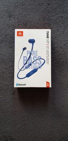 NOWE Słuchawki JBL TUNE 110 bezprzewodowe. Okazja!