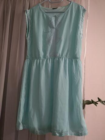 Nowa sukienka turkusowa