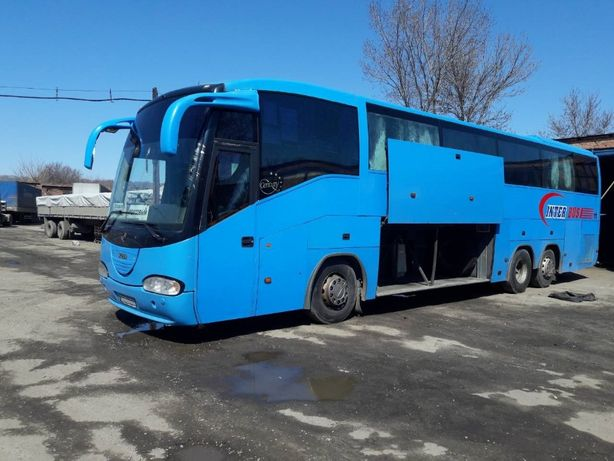 Scania K124 2001г.в.