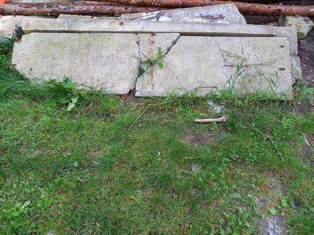 oddam gruz - płyty betonowe