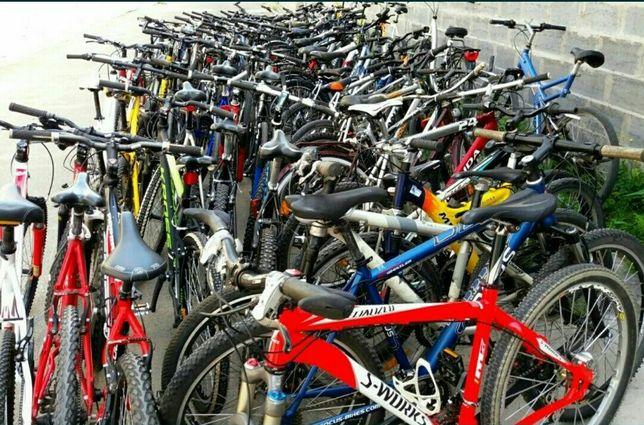 Очень много велосипедов с Германии Cube.Scott.Specialized TREK CARBON