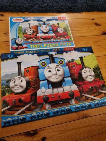 Puzzle Tomek i przyjaciele  25 maxi