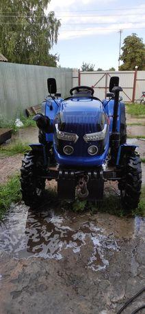 Продам трактор и все навесное оборудование для обработки земли