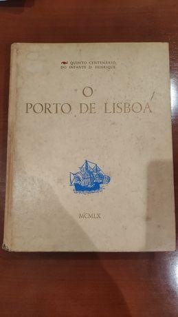 O Porto de Lisboa - 1960
