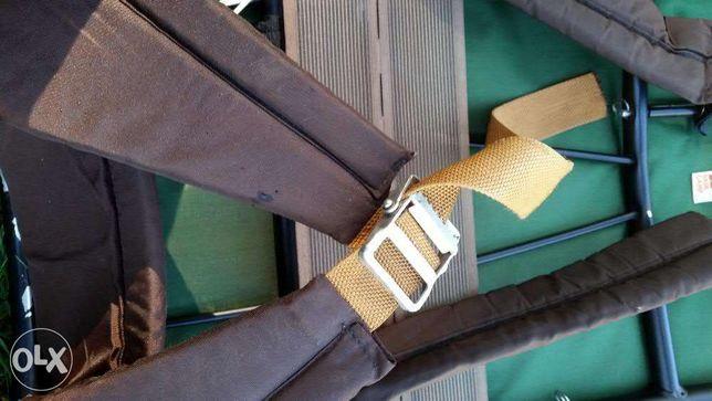 Plecak turystyczny BASE CAMP ze stelażem