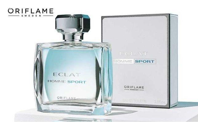 Eclat Sport For men Eclat Homme Oriflame Орифлейм