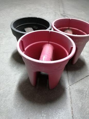 4 Vasos para varanda anda