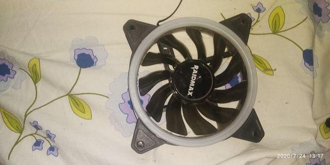Продам вентиляторы для корпуса 120 мм