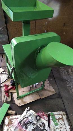 Корнерезка зернодробилка комбинированная. Дробилка