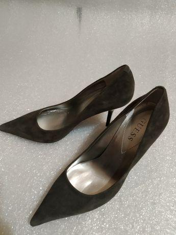 Туфли замшевые Guess