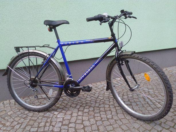"""Rower miejski, męski, koło 26"""",Shimano 3x6, stan bdb, Polecam!"""